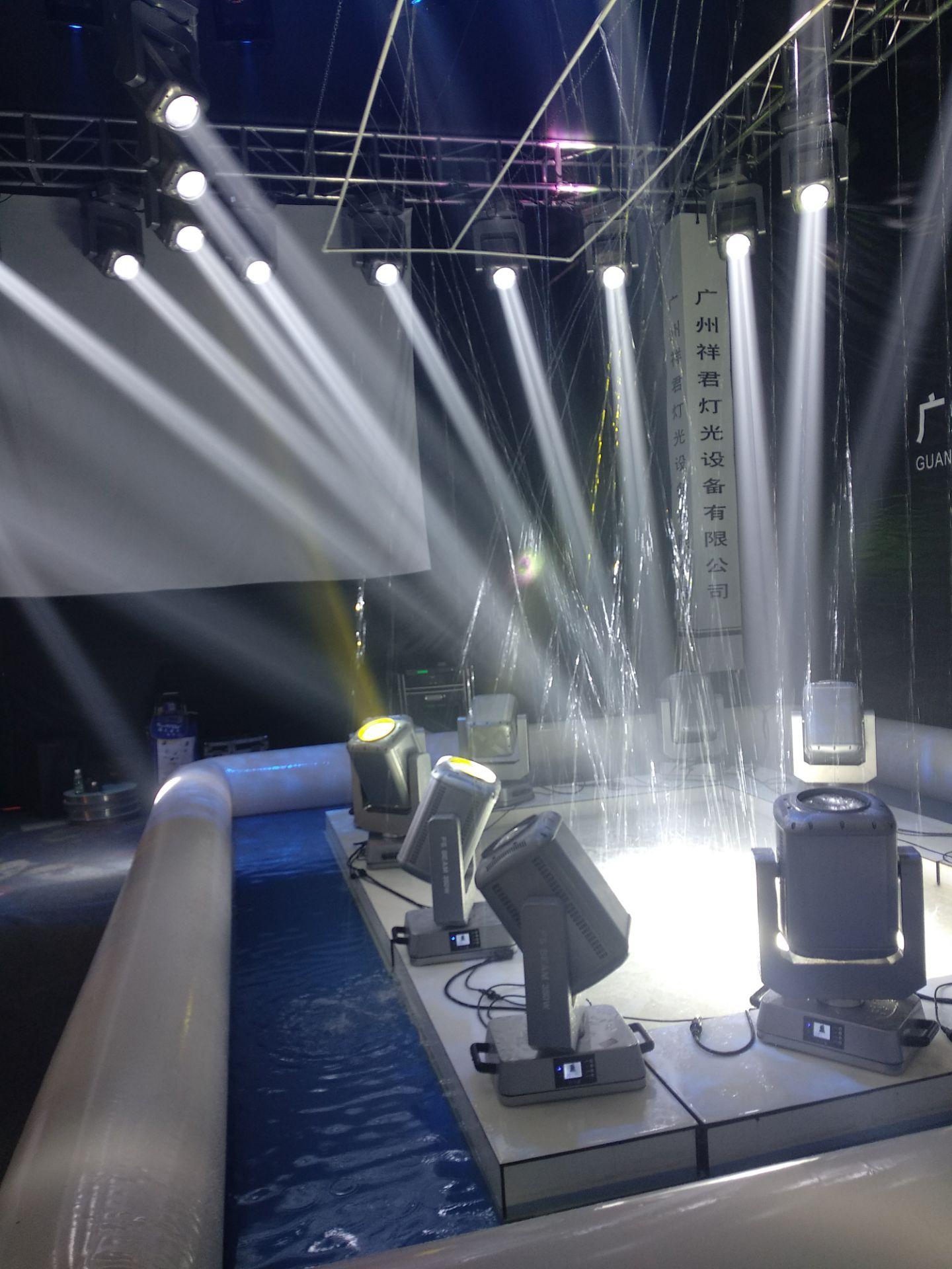 舞台灯光设备安装使用部分注意事项效果图
