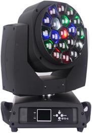 影响LED灯光光衰的因素效果图