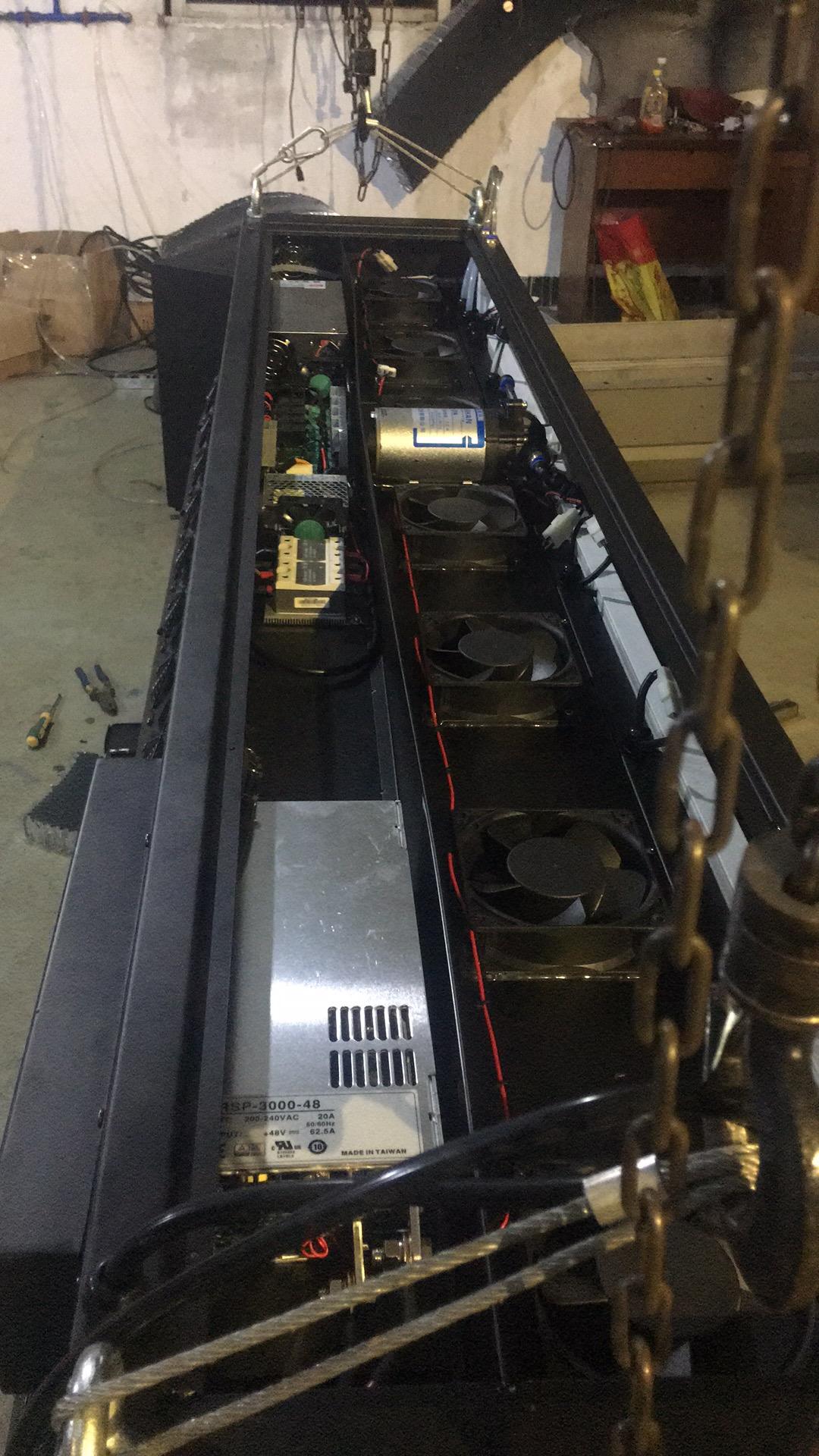 雾屏雾化器里面的重要部件说明效果图