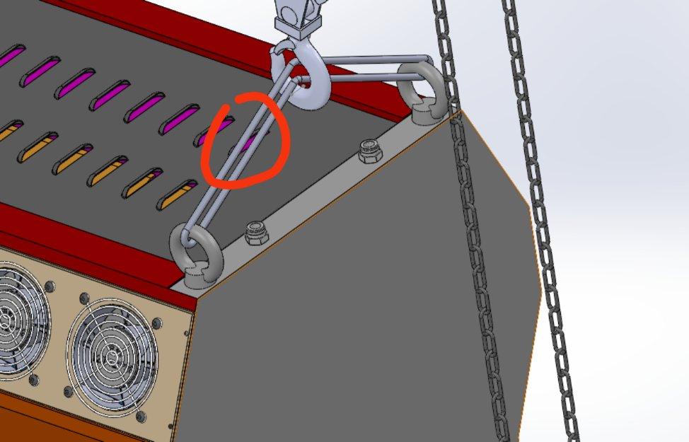 3D雾幕机立体安装展示图