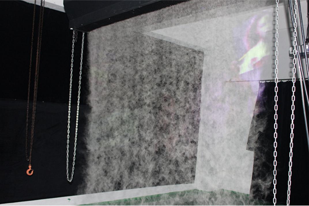 雾屏/雾幕机/水雾机不同规格的展示推介