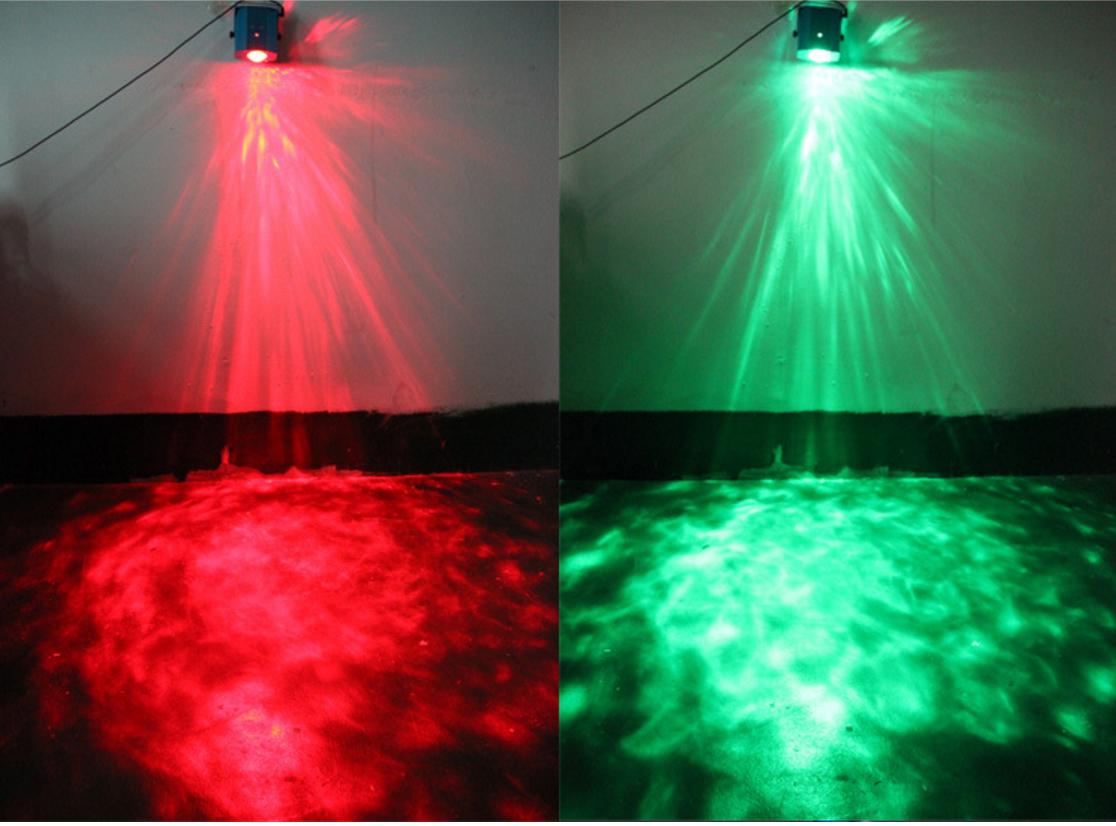 防水LED草坪水纹灯效果图