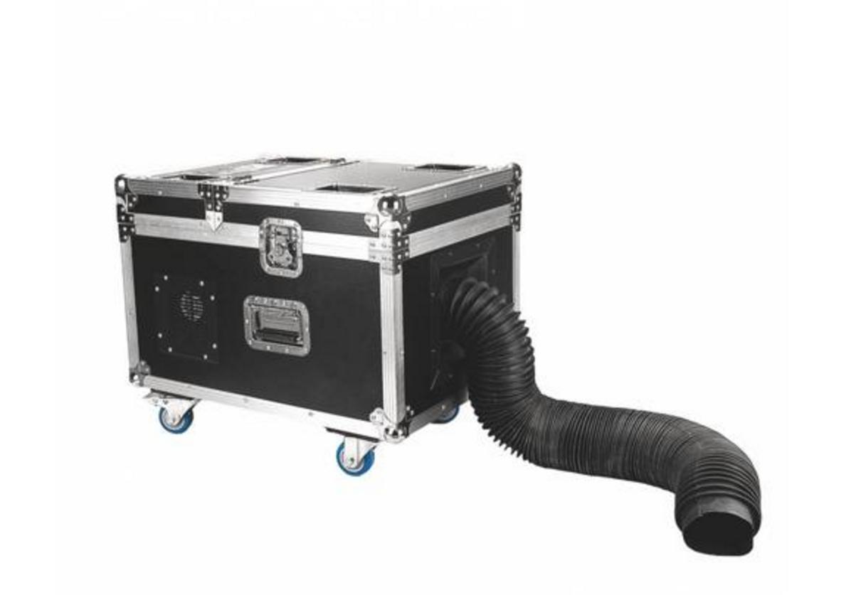3000W水雾机