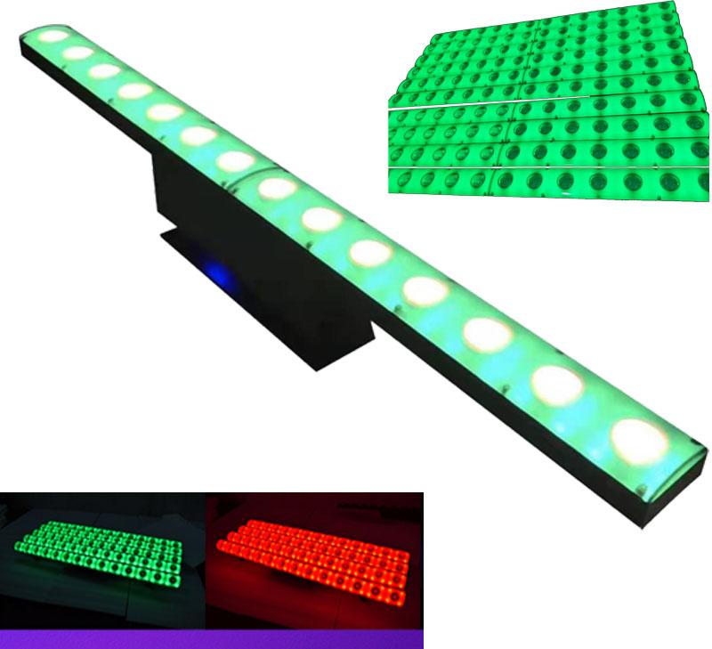 14颗LED变色龙