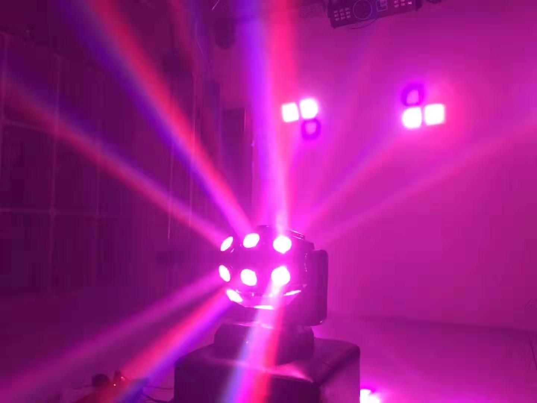 LED18颗幻影灯光效果图