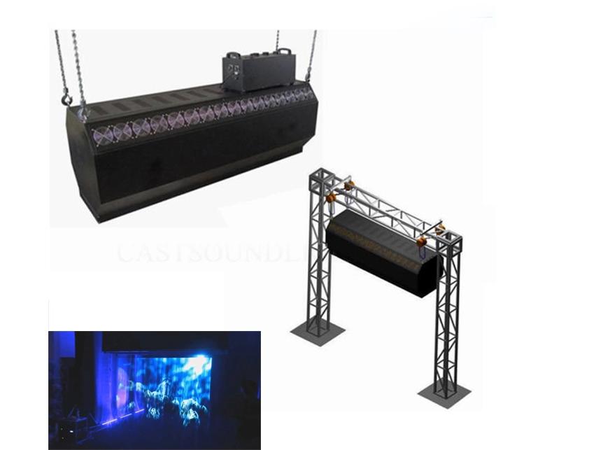 疫情之下3D雾幕机/水雾帘/雾屏投影能否成为消毒机